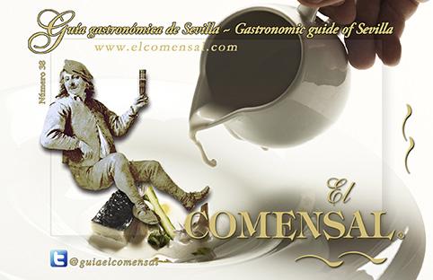 PORTADA EL COMENSAL 38