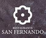 Nueva carta Restaurante San Fernando y Nuevo Chef Ejecutivo