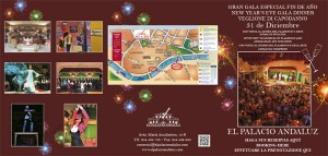 Great Gala New Year's Eve The Andalusian Palace