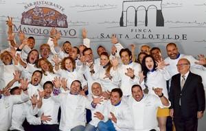 Manolo Mayo Eurotoques