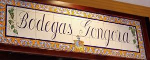 Azulejo Bodegas Góngora
