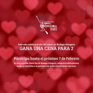 Día del amor, Bodega Góngora