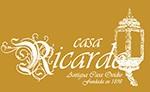 Croquetas de bacalao Casa Ricardo
