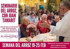 Seminario del Arroz, Taberna del Alabardero
