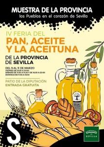 Feria del Pan Aceite y Aceituna Diputación