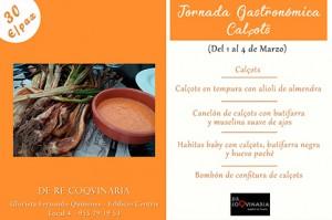 Jornadas Gastronómicas Calçots
