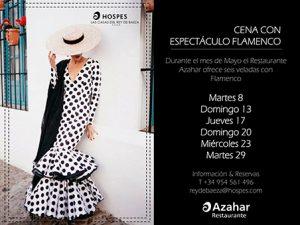 Cena Flamenco Azahar