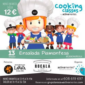 Cooking Class Rocala