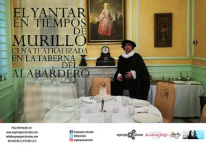 Cena Alabardero