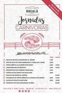 Jornadas Carnívoras Rocala