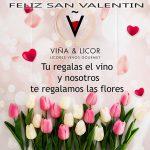 San Valentín en Viña y Licor