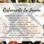 Sugerencias La Jarana